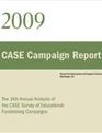 CASE Campaign Report 2009