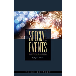 April Harris Set of Special Event Books