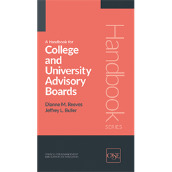 A Handbook for College and University Advisory Boards