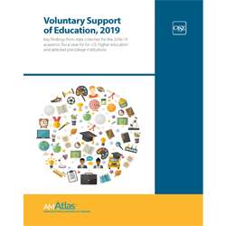 Voluntary Support of Education (VSE) - Summary Findings 2019