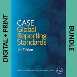 CASE Global Reporting Standards Package Print + Digital Version