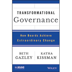 Transformational Governance: How Boards Achieve Extraordinary Change